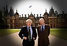 Boris Johnson with Rothschild